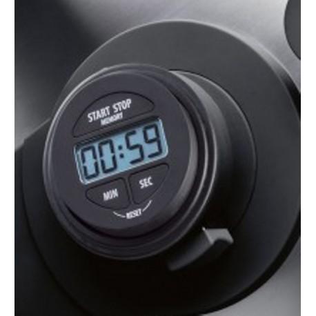 סיר לחץ 4 ליטר דגם אלפא BRK גרמניה + טיימר דיגיטלי מגנטי מתנה