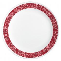 צלחת למנה עיקרית דגם בנדאני קורנינג