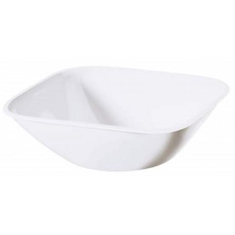 פנכת מרק (בול) דגם מרובע לבן 400 קורנינג