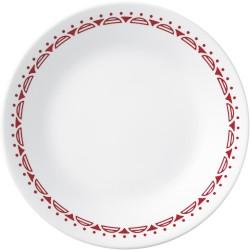 צלחת עוגה דגם ג'אומטריק קורנינג