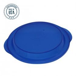 מכסה פלסטיק למיקרו לקערת מרק וקערת אורז קורל