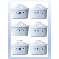 6 פילטרים מקסטרה + (חדש) לקנקן בריטה BRITA משלוח למרכז שרות