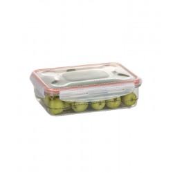 קופסא הרמטית 1200 כתום טריטן קלוק