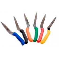 סכין מדורגת 14 סמ יד צבעונית