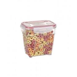 קופסא הרמטית 1400 אדום טריטן קלוק